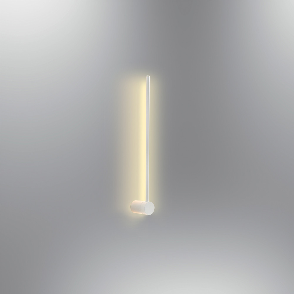 3006-1-01 MINUS LED DESİGN BEYAZ APLİK